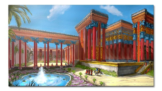 Art-Reconstruction-of-Persepolis-8